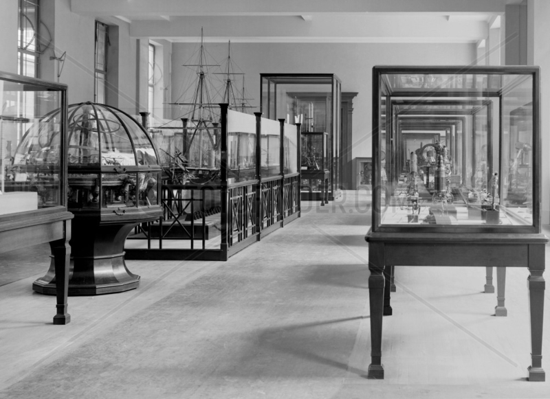 The King George III collection,  1927.