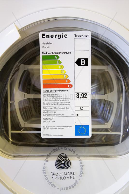 Haushalt: EU-Energielabel fuer Elektrogeraete