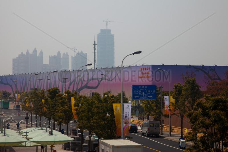 Pavillon Expo 2010,  Schanghai