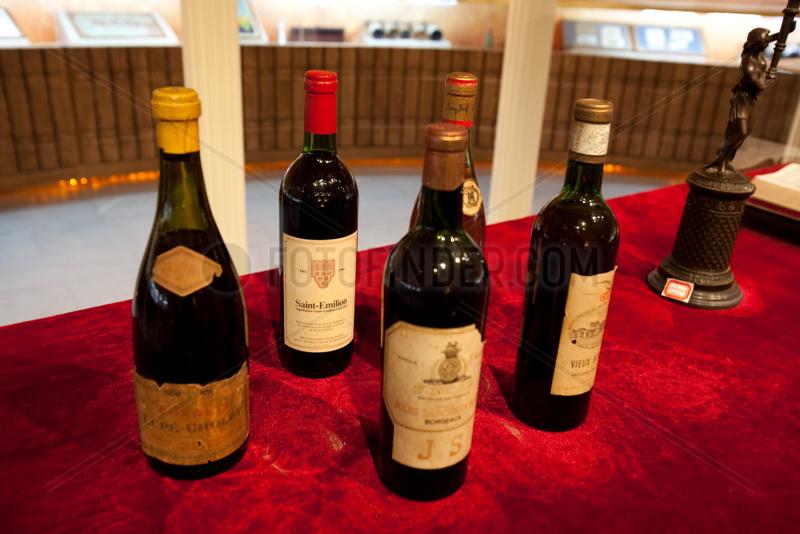 Beijing,  Weinproduktion Dragon Seal