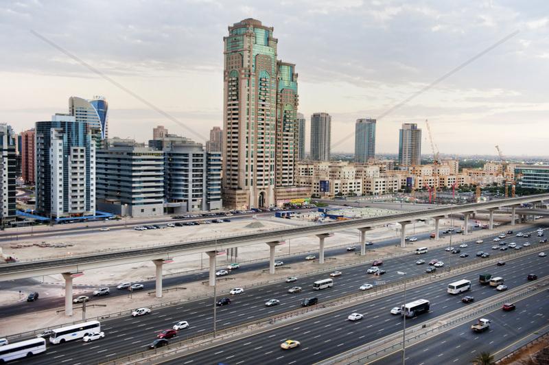 Shaikh Zayed Road