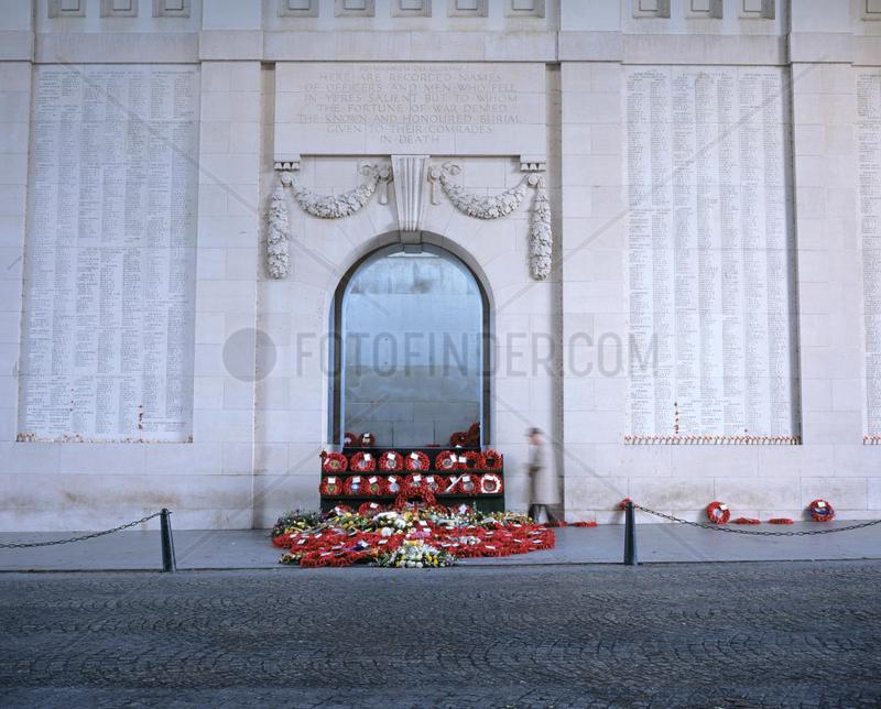 Belgium,  Flanders Fields,  Menin Gate