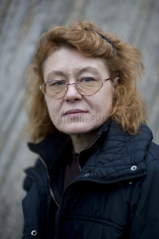 Marina Kalashnikov,  former KGB agent
