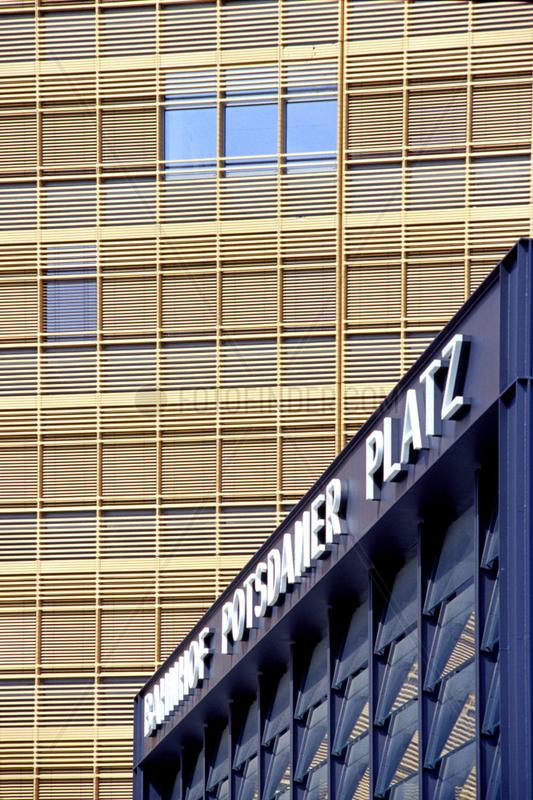 Gebaeude Potsdamer Platz Nr. 11,  Berlin.