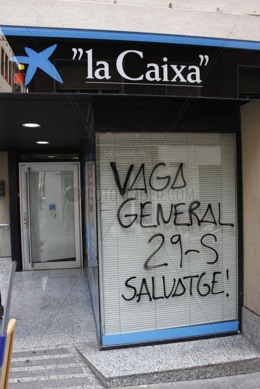 La Caixa in Barcelona
