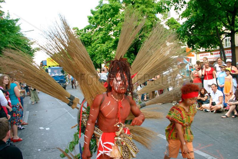 Germany. Berlin - carnival of culture