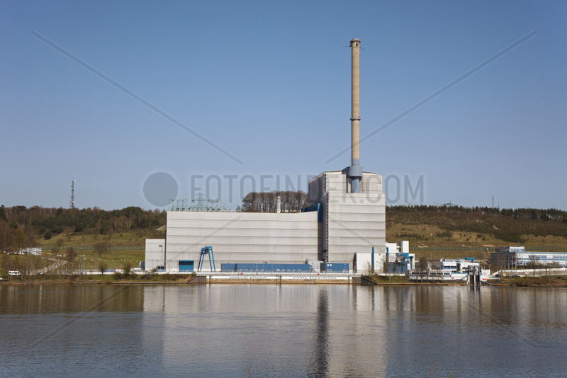 Atomic reactor - Krummel (Geesthacht,  Germany)