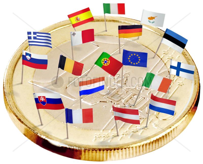 Symbolfoto Eurozone