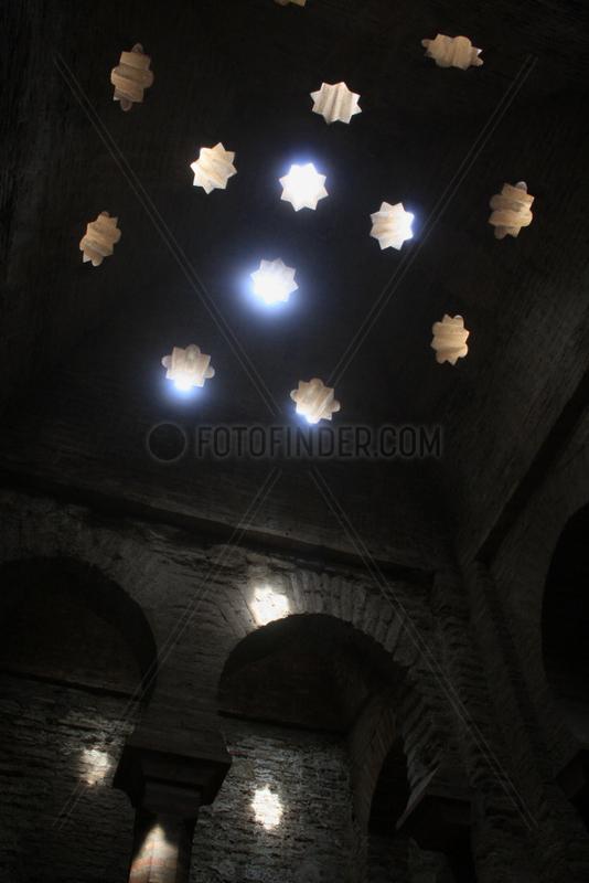 Alhambra,  Koeniglichen Baeder