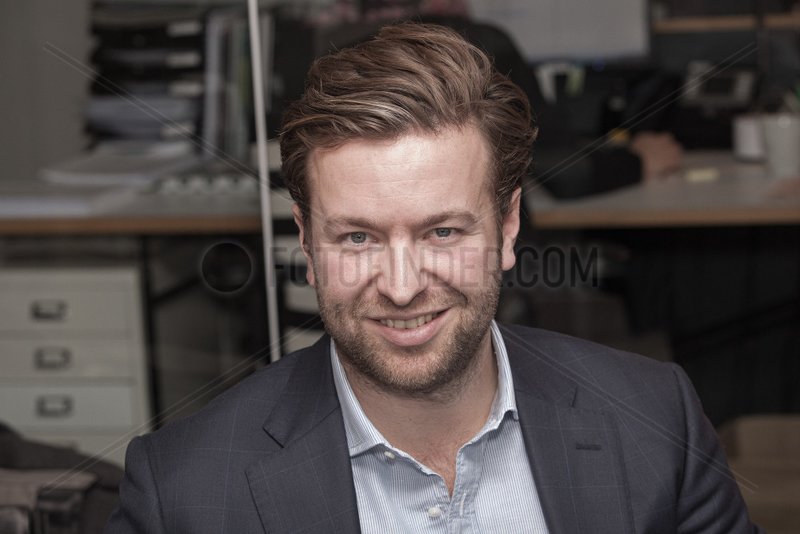 HAENTJES,  Jonas - Portrait of the manager