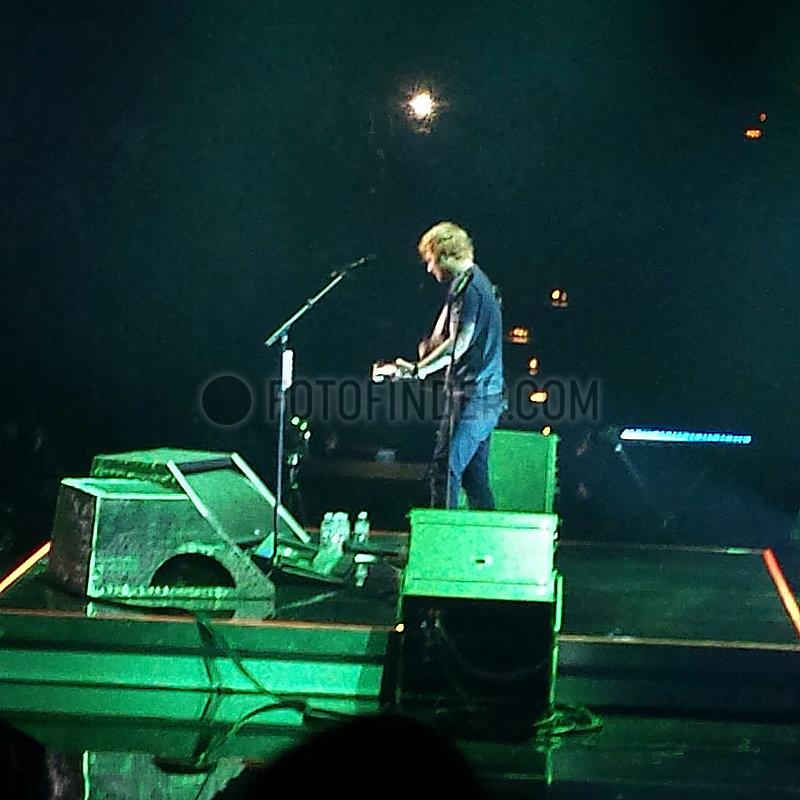 SHEERAN,  Ed - In Concert