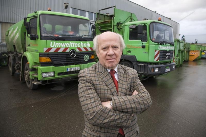Rudolf Alsdorf,  Schoenmackers Umweltdienste GmbH & Co. KG