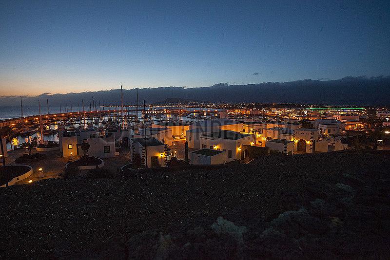 Marina Rubicon - Playa Blanca,  Lanzarote