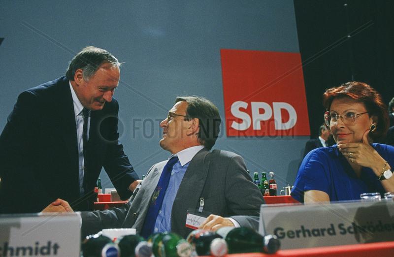 SPD-Parteitag in Essen