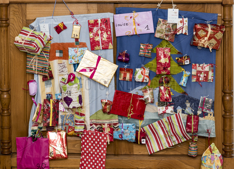 Advent calendar craft