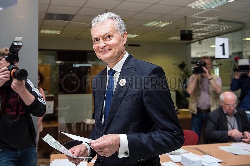 LITHUANIA-VILNIUS-ELECTION