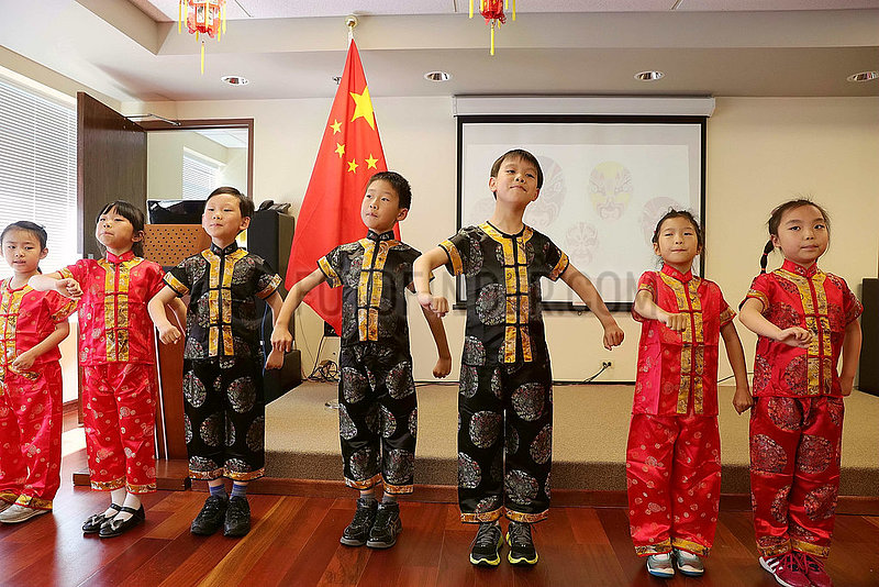 US--Chicago-CHINESE SCHOOL-BESUCH