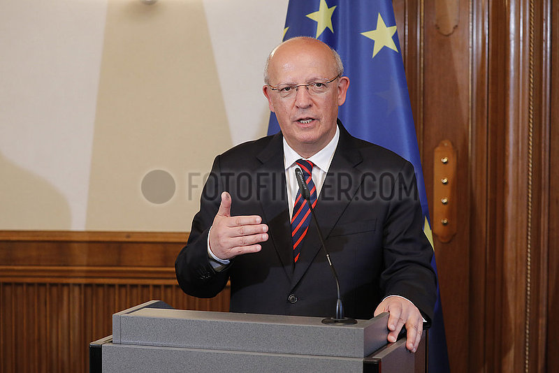 Treffen der Aussenminister Deutschlands,  Portugals und Sloweniens im Format der Trio -Praesidentschaft der EU, 360-berlin