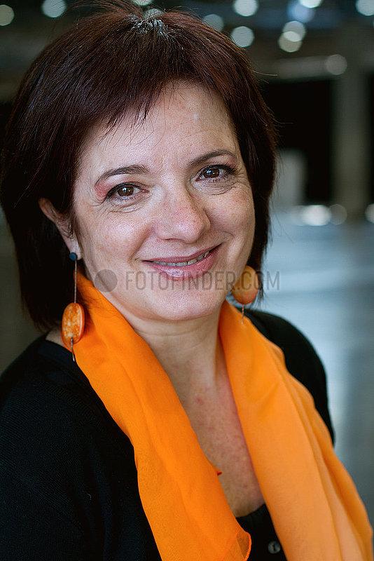 Blanca Busquets,  katalanische Autorin