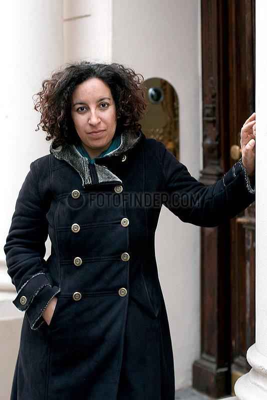 Najat el Hachmi,  marokkanische Autorin
