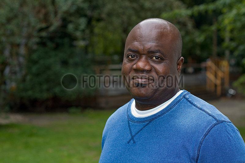 E. C. Osondu,  nigerianischer Autor