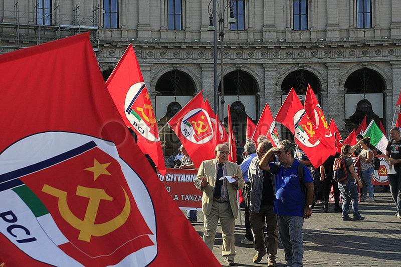 Partito Comunista Italiano in Rom