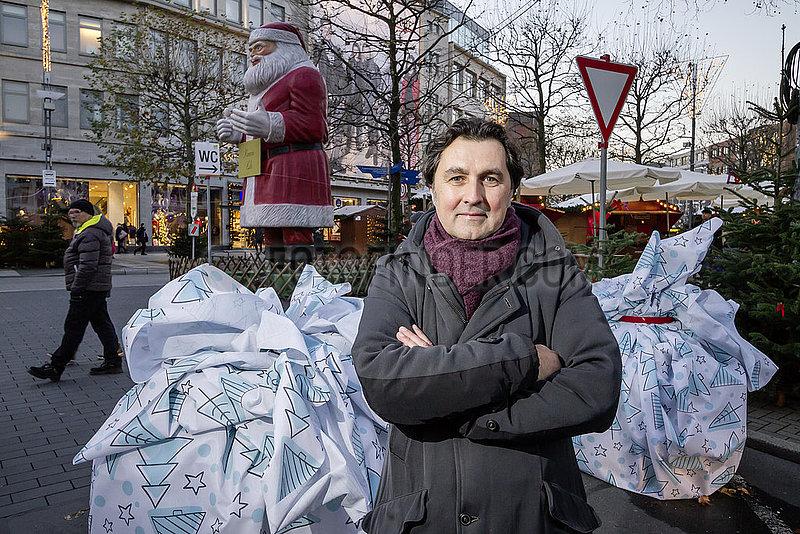 Oliver Osthoff,  Leiter Veranstaltungsmanagement von BOCHUM Marketing