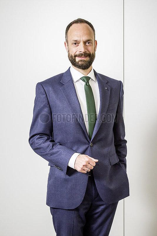 Tom Ackermann,  Vorstandsvorsitzender der AOK NordWest Serviceleistungen