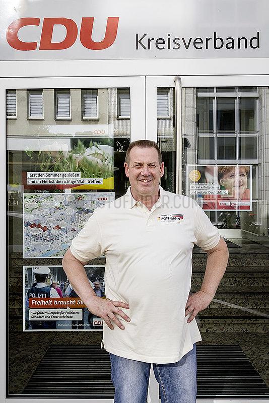 Thorsten Hoffmann,  MdB CDU