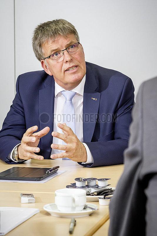 Thomas Haeger,  Bevollmaechtigter und Landesdirektor Schleswig-Holstein und Unternehmensbereichsleiter Recht & Compliance