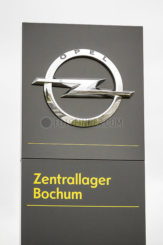 Firmenlogo der Opel Group Warehousing GmbH