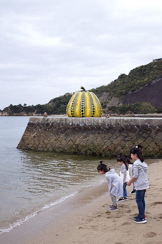 Art Festival Setouchi Triennale,  Japan