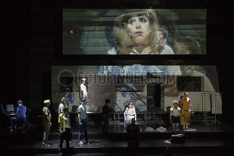 Theater St. Gallen ENDSTATION SEHNSUCHT