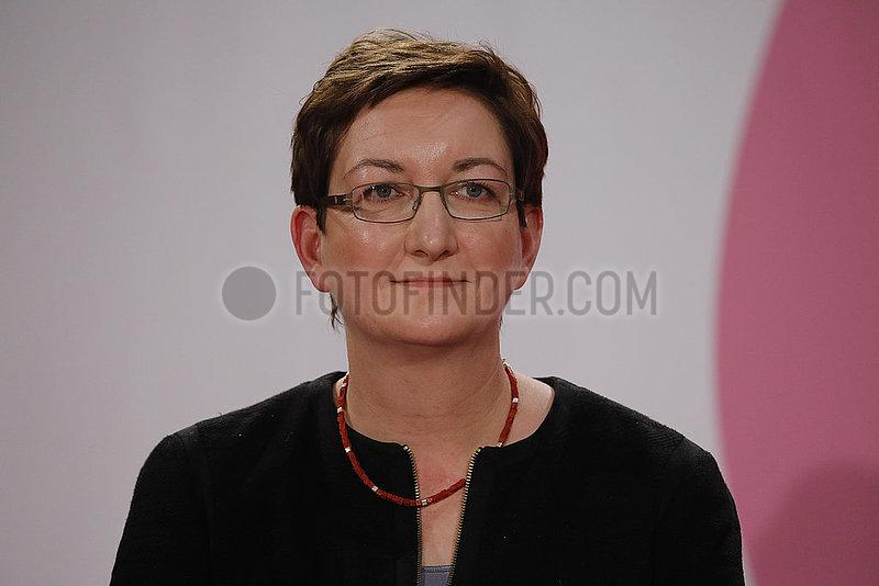 SPD Veranstaltung mit den Kandidatenteams fuer den Parteivorsitz,  Willy-Brandt-Haus,  12. November 2019