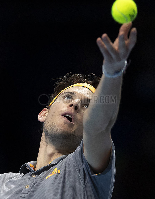 (SP) BRITAIN-LONDON-TENNIS-ATP FINAL-TAG 5