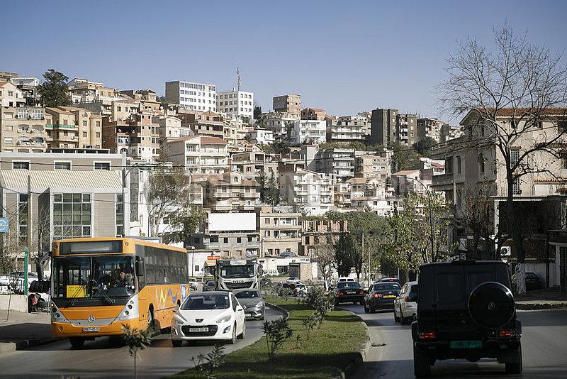 BM Maar reist nach Algier