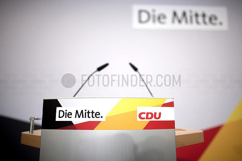 Die Mitte,  CDU