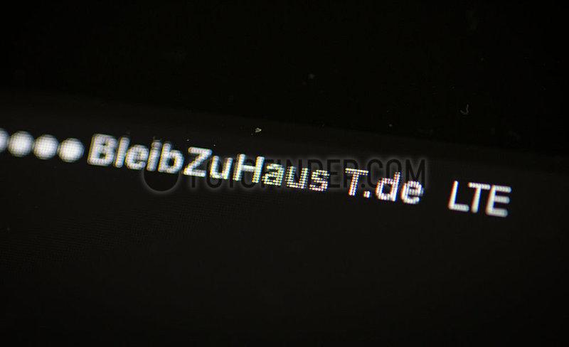 BleibzuHaus