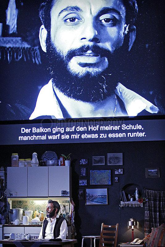 Schaubuehne Berlin EMPIRE