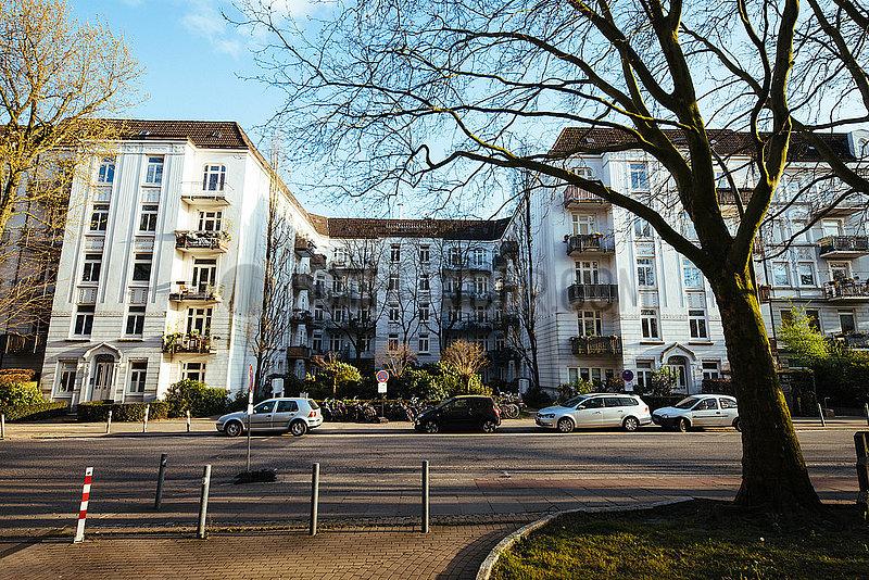 Altbauwohnungen in Eimsbüttel