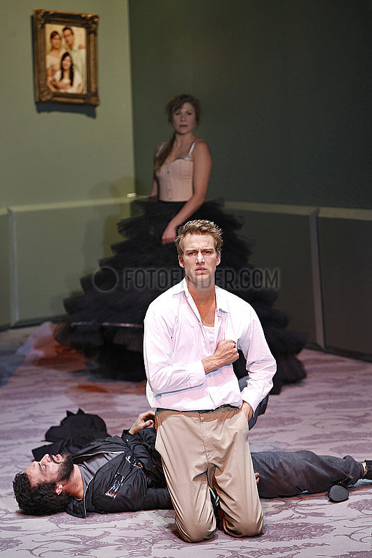 Fehling,  Alexander (Schauspieler)