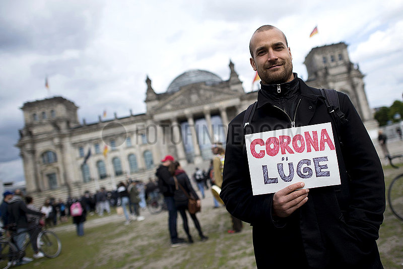 Corona - Protest Against Restrictions