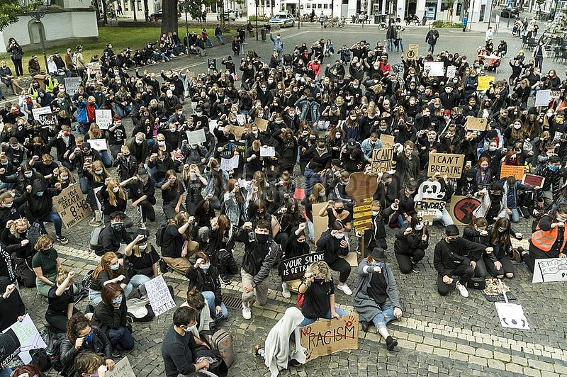 Silent-Demo in Lippstadt