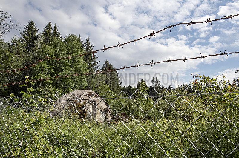 ehemaliges KZ-Lager Kaufering VII,  2020