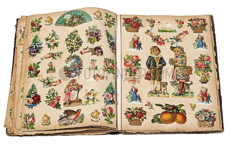historisches Poesiealbum,  1893