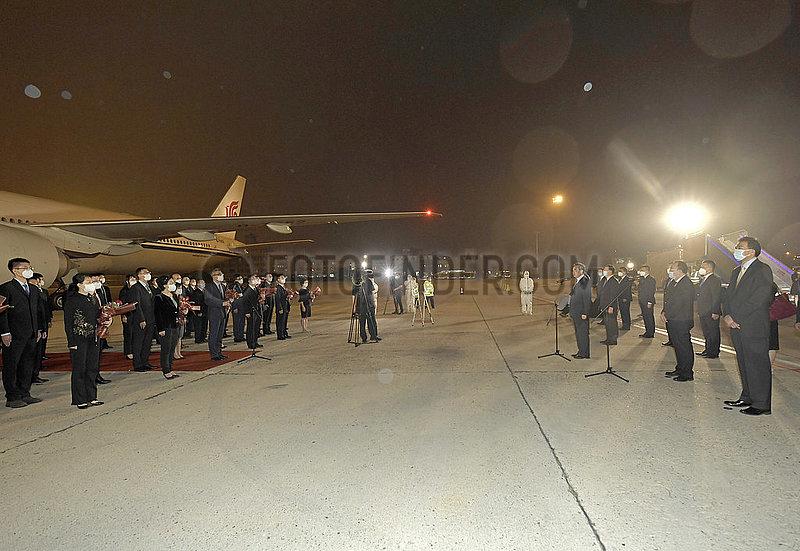 CHINA Beijing-WANG YI-CHINESE GENERALKONSUL IN HOUSTON-Personal (CN)