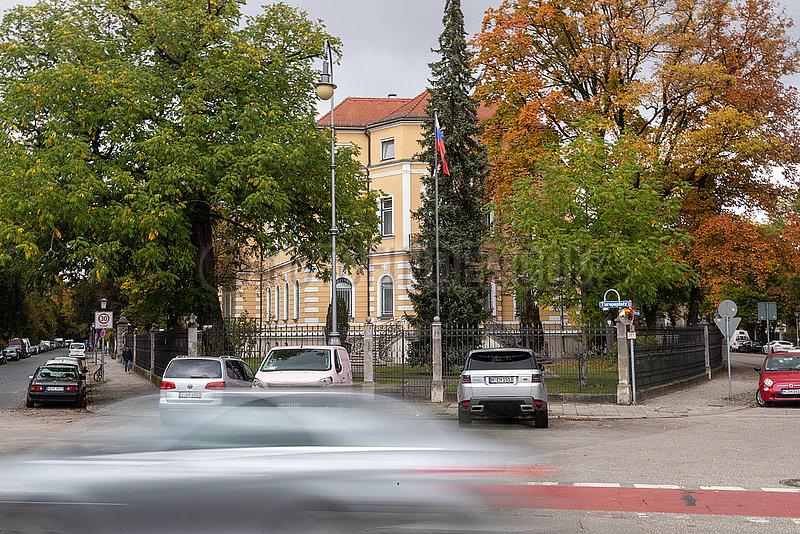 Generalkonsulat: Russische Födoration in München