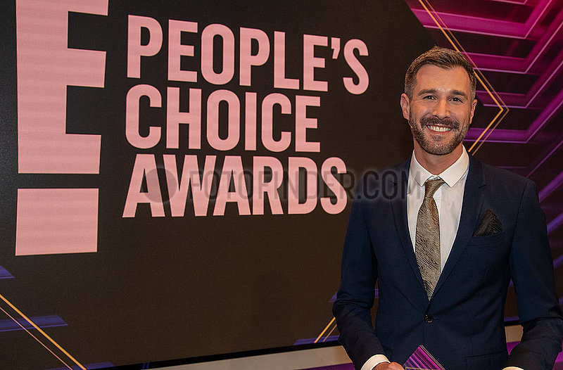 Photocall: E! People's Choice Award