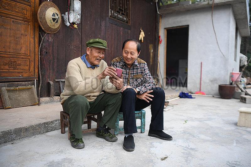 CHINA-HUNAN-XiangXi-INTERNET INFLUENCER (CN)
