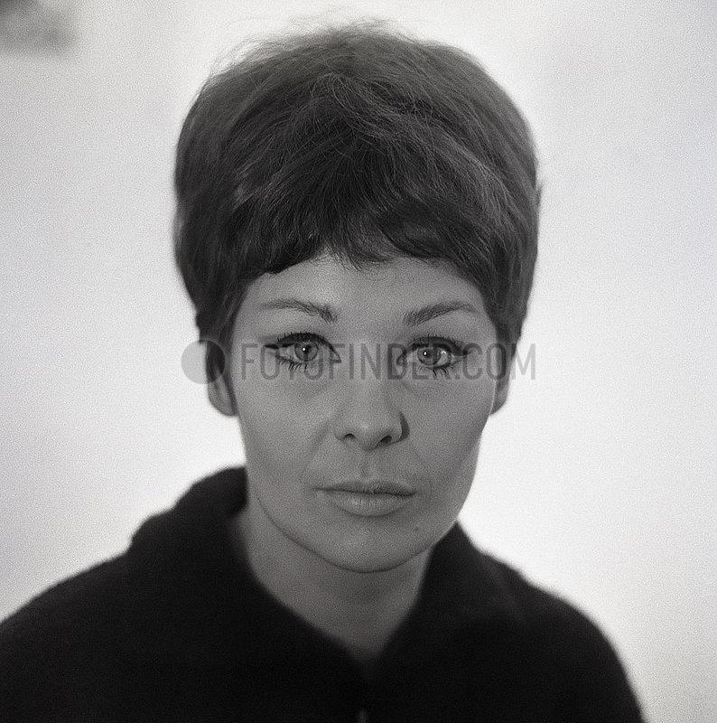 Berlin,  DDR,  Marita Boehme,  Schauspielerin